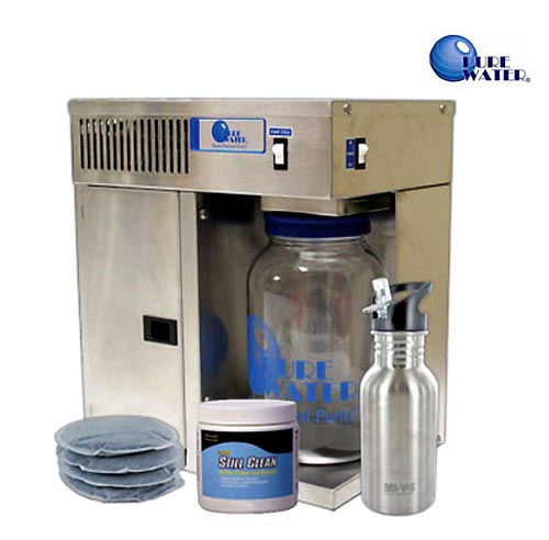Countertop Pure Water Distiller System