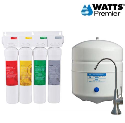 Reverse Osmosis System Watts Premier RO-Pure Plus System